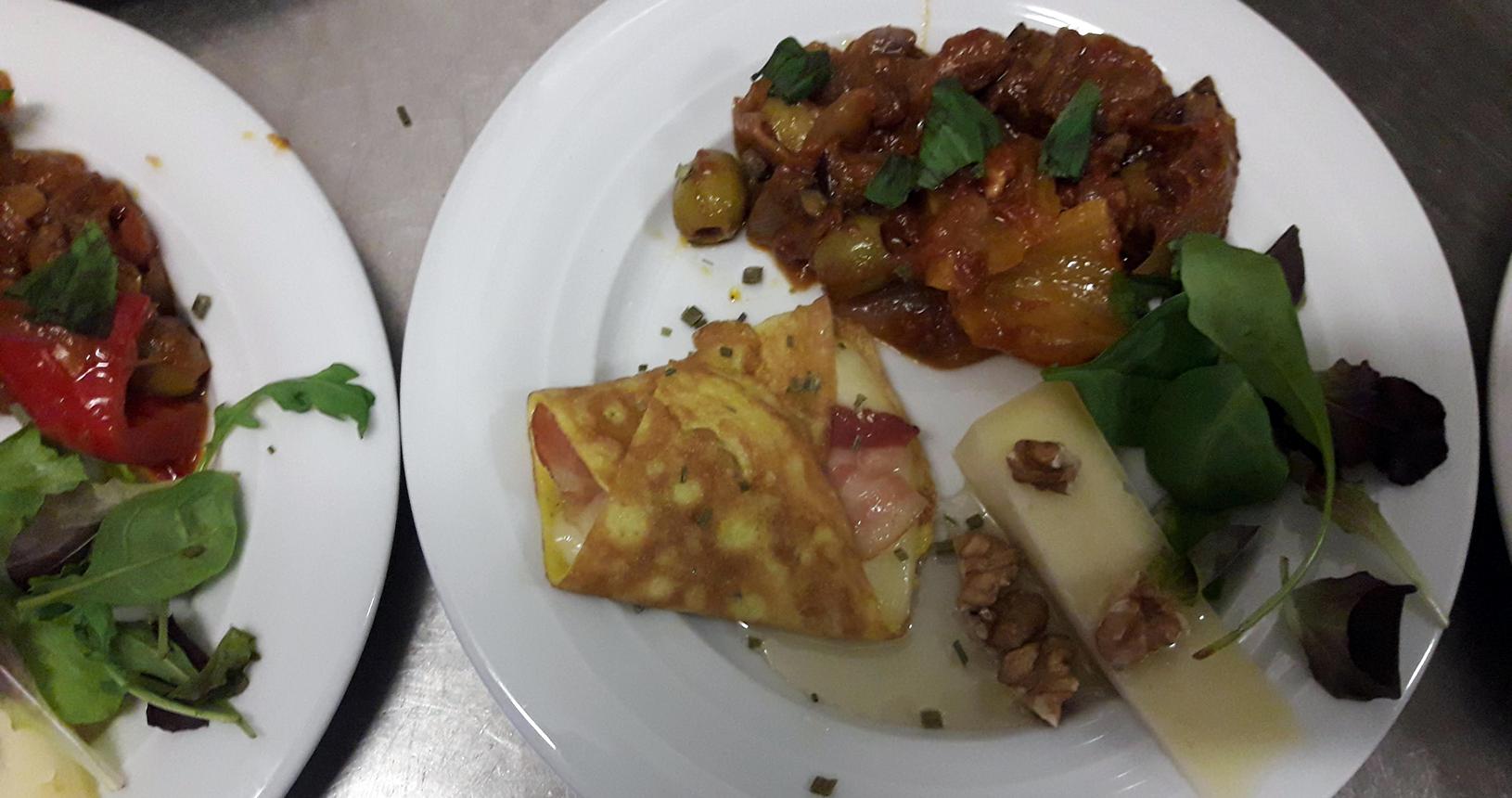 Specialità gastronomiche Lago di Garda
